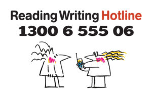 Reading Writing Hotline